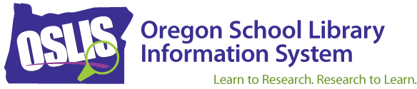 Oregon School Library Information System