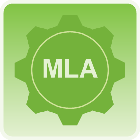 Image result for mla logo