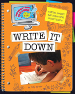 Click here to view the eBook titled Write it Down